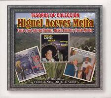Miguel Aceves Mejia Canta a Jose Alfredo Jimenez,Ruben Fuentes,Tomas Mendez 3CD