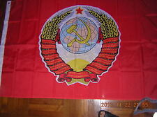 Flag of Commander of Soviet Union 1964 CCCP USSR Russia Russian Ensign 3X5ft