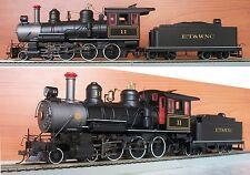 Spectrum On30- locomotiva a vapore Baldwin 4-6-0 ET & WNC, supermodello, nuova!