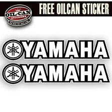 2x YAMAHA MOTORBIKE SWING ARM STICKERS 60 x 300mm