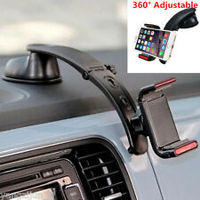 Universal 360° Car Windscreen/Dashboard Phone Mount Holder For All Cell Phones