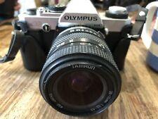 olympus slr film camera Om20