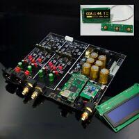 DC300 Dual ES9038PRO DAC Board for Coaxial Fiber Optical Inputs For WIN 10/7