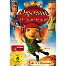 DESPEREAUX -  DVD NEUWARE (REGIE: ROBERT STEVENHAGEN,SAM FELL)