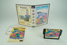 Sega Mega Drive *Megapanel* OVP mit Anleitung NTSC-J