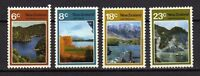 12215) NEW ZEALAND 1972 NZ Lakes - Laghi - MNH**