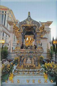 Caesars Palace Casino Las Vegas Nevada Postcard 2011