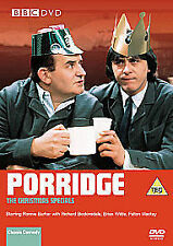 Porridge - The Christmas Specials DVD