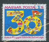 Briefmarken Ungarn 1976 30 Jahre Pioniere Mi.Nr.3123
