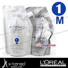 L'OREAL X-Tenso Moisturist Sensitized Hair (1M) 400ml + Neutralising Cream 400ml
