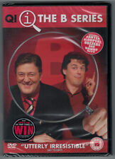 QI - THE B SERIES DVD with Stephen Fry - BRAND NEW SEALED - FREE UK POSTAGE