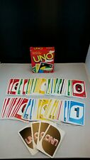 BOXED UNO THE WORLDS NO 1 FAMILY CARD GAME DATED 1992