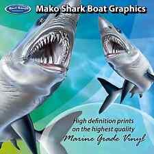 Mako Graphics - set of 500mm Fish Boat Graphics