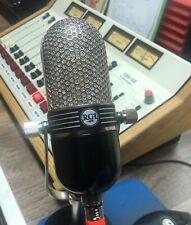 MXL 7000 Condenser  RCA 77-DX clone prop broadcast movie microphone MUST READ!