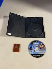 WWE SmackDown Here Comes the Pain Genuine Sony PlayStation 2 PS2 W/ Memory Card