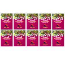 Chicza Organic Chewing Gum - Mixed Berry - Full Box - 10 x 30g