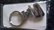 BMW 5 series metal keyring
