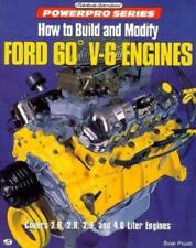 How to Build and Modify Ford 60 Degrees V-