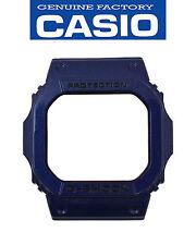 Casio G-Shock G-5600CC GWM-5610CC watch band bezel blue metalic case cover