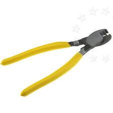 """8"""" 200mm Electric Cable Wire Strippers Electrician Plier Cutters Carbon Steel"""