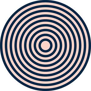 Kanban -  Topper Mat Die Set , Nesting Circles #1