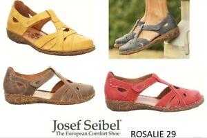 Josef Seibel Germany comfort leather walking Sandals Josef Seibel Rosalie 29