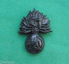 "Royal Regiment of Fusiliers -""NI"" -100% Genuine Military Army Plastic Cap Badge"