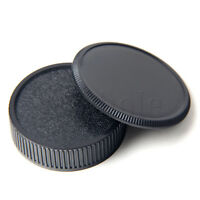 42mm Front Rear Lens Cap Cover for LEICA PENTAX M42 Camera Body and Lens TW