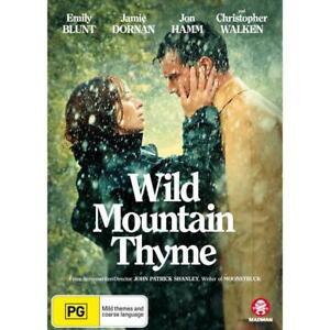 Wild Mountain Thyme (Dvd,2021) *NEW*