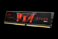 F4-3000C16D-16GISB G.Skill AEGIS DDR4 16GB: 2x8GB DIMM 288-PIN ~D~