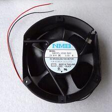 NMB 172mm x 51mm Fan 24V DC 240 CFM 5920PL-05W-B40 Made in Thailand