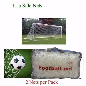 Football Net Seven a Side 7-a-Side Outside Game Goal Netting
