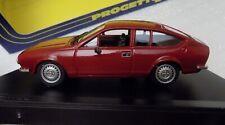 ALFA ROMEO ALFETTA GT STRADALE 1974 ROSSO / RED PROGETTO PK250 1:43