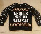 Celebrate Halloween Sweater ----#~~~C
