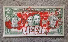 Ween Broomfield Tyler Stout VIP Poster Art Print Artist Edition 1st Bank Center
