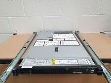 IBM x3550 M5 1U Server Xeon E5-2620 v3 32GB DDR4 RAM 2x 500GB 7.2K M5210 RAID