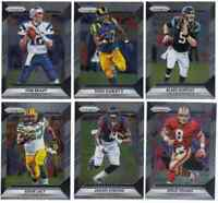 2016 Panini Prizm NFL Football - Base Cards - Pick From Card #'s 1-200