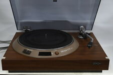 Denon PL-1700W (DP-1000) Vintage Direct Drive Turntable