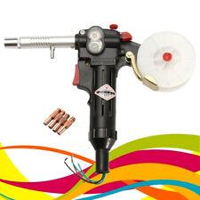 Mig Spool Gun Push Pull Feeder Welding Torch Adaptor Conversion Kit w/4 Tips Set