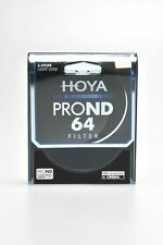 HOYA Pro ND64 Filter 46, 49, 52, 55, 58, 62, 67, 72, 77, 82mm, 6 stops, Original