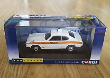 Corgi Vanguards-Ford Capri Mk1 3000 GT Thames Valley Police Ltd Ed - 1/43 Nuevo