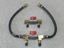 Kent Moore J-42873 Fuel Line Shut Off Adapter Hose Set Tool
