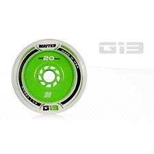 Matter G13 F0 Inline Speed Skate Wheels 125mm