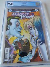 Harley Quinn #13 CGC 9.8 Joker Loves Harley Amanda Conner Cover