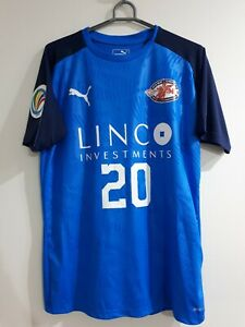 Home United FC Football Club Matchworn AFC Cup Jersey 2019, Size: XS, Singapore