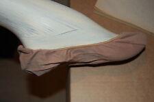 lot 3 paires de protege bas 100% coton bout arrondi  taille 5   neuf