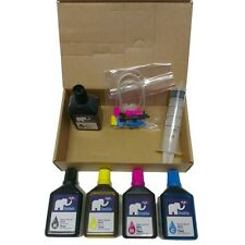 SUMINKS Magictube Refill Kit, BROTHER LC101,103,105 Cartridge 2.4 ounce (70ml)x5