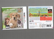 MA PENSION D'ANIMAUX: Bébés Calins 3DS !!! Admirable Jeu Sur 3DS/2DS