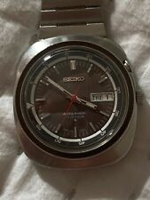 Rare Vintage Seiko Bellmatic: 4006-6021. UFO. Original and fully working