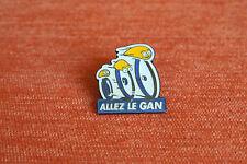 11860 PIN'S PINS TDF TOUR DE FRANCE VELO ALLEZ LE GAN ASSURANCE